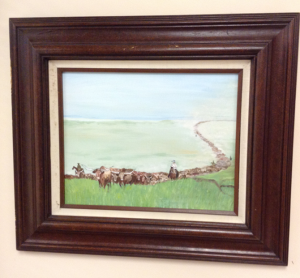 Chisholm Trail artwork