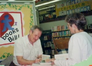 author Bill Wallace